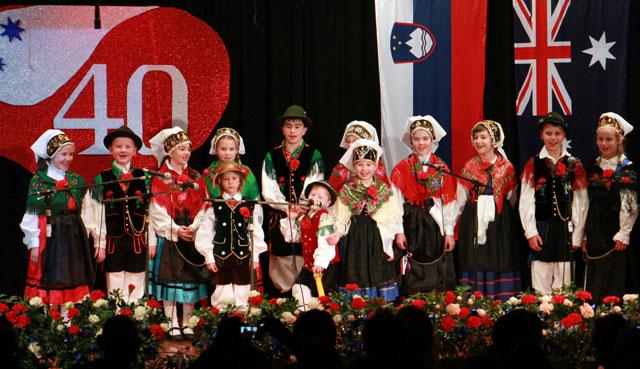 Sticisce Avstralskih Slovencev Slovenian Network In